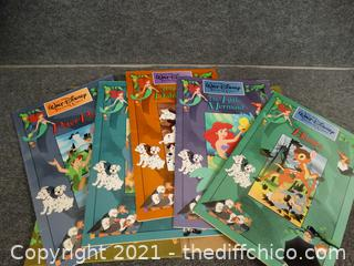 Walt Disney Large Books