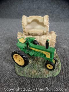 John Deere Green Figurine