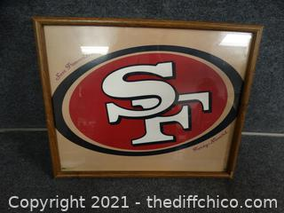 SF 49ER Picture