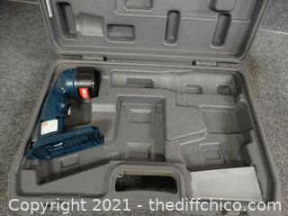 Ryobi Tool Box with 1 Tool