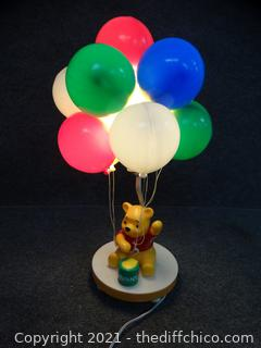 Winnie Lamp works
