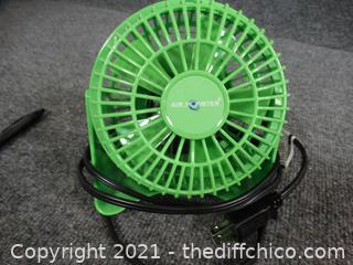 Mini Air Monster Fan