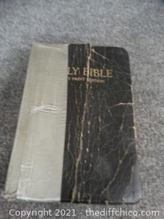 1938 Holy Bible