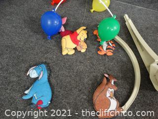 Winnie The Pooh Mobilewks