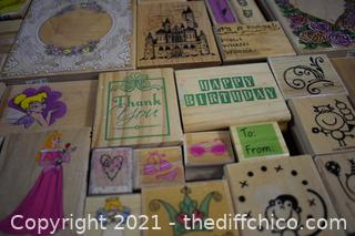 Mixed Lot of Stamps