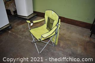 Folding Chair w/shade cover