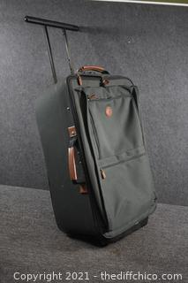 Rolling Luggage - 18in x 13in x 31in