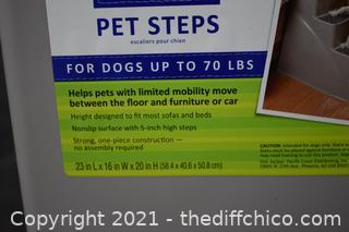 Pet Steps