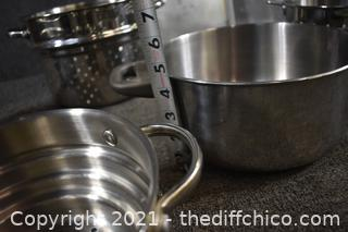 Kitchen Cookware and Trays