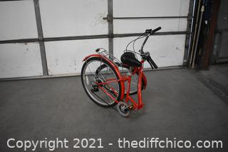 Folding IPed Bicycle SW-2606-1