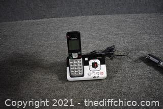Vtech Phone plus answering machine