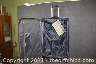 Rolling Wenger Luggage