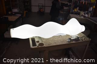 Awesome Cloud Working Light
