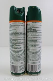2 Pack Repel Insect Repellent Sportsmen Max 40% Deet 6.5oz