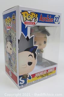 Funko Pop Comics: Archie® #27- Jughead Jones Vinyl Figure