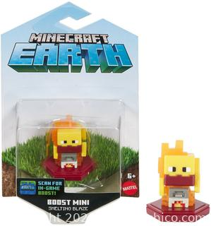 NEW Minecraft Earth Boost Mini Figures SMELTING BLAZE
