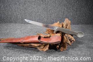 Gerber Sheath w/Knife