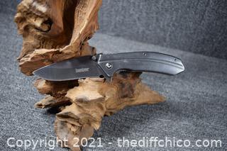 Folding Kershaw Knife
