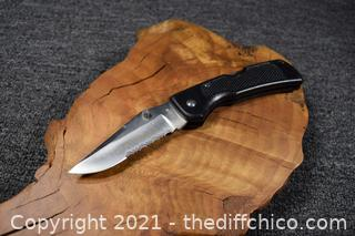 Folding Marines Knife