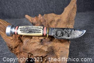 North American Hunting Club Knife