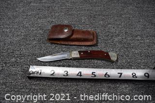 Uncle Henry Schrade USA Folding Knife
