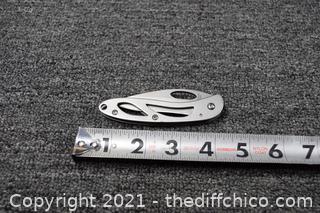 Folding Winchester Knife