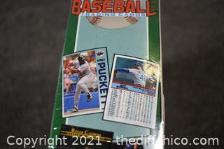 Fleer 92 Baseball Trading Cards
