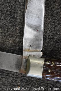 Remington UMC Knife