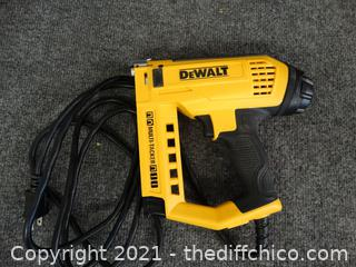 DeWalt Multi Tacker wks