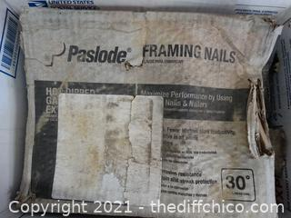 Paslode Framing Nails