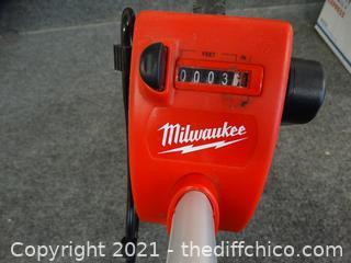 Milwaukee Walking Meter wks