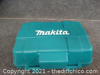Makita Planer wks