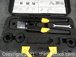 Apollo Pex Crimp Tool Kit