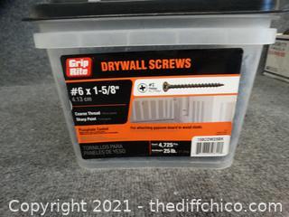 """Drywall #6 1-5/8"""""""