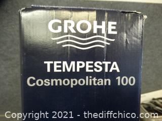 Grohe Tempesta  Shower Head