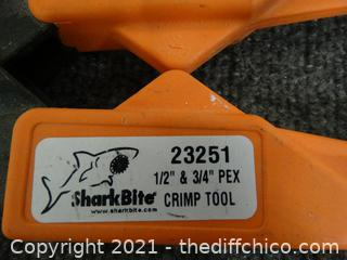 Shark Bite Crimp Tool