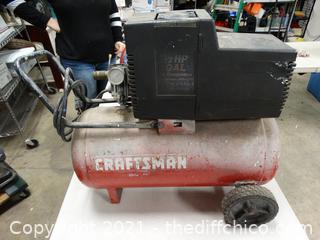 Craftsman Air Compressor wks