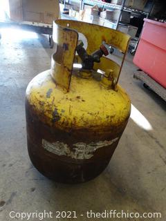 Oxy Acetylene Tank Full