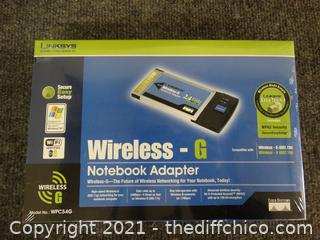 Wireless Notebook Adaptor  new