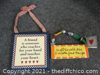 Friend Signs