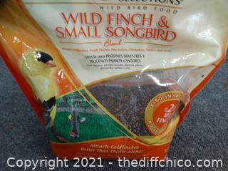 Wild Finch & Small Songbird Food