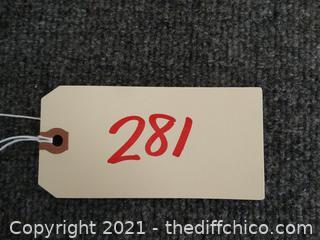 """Roman Tree Picture 27"""" x 27"""""""