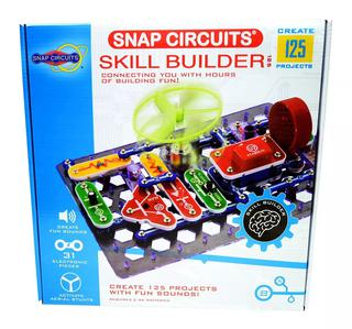 Snap Circuit Skill Builder Science Kit