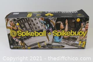 Spikeball Kit Bundle with Spikebuoy