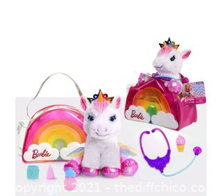 Mattel - Barbie Dreamtopia Unicorn Doctor Set