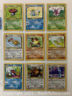 RARE 1999 Pokemon CARD Lot #2