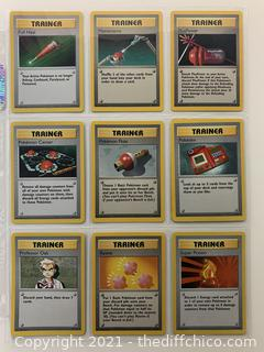 RARE 1999 Pokémon CARDS Lot #4 NM/MT