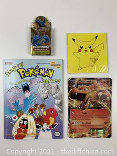 VINTAGE POKEMON LOT