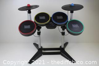 Rockband Harmonix Playstation 2 Drum Set PSDMS2