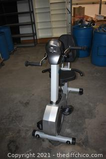 Elite Total Body Recumbent Bike